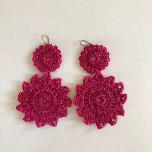Roberta Roller Rabbit earrings